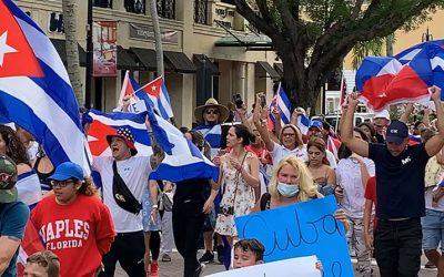 Cuba: Religiosos ofrecen compañía espiritual y psicológica a familiares de detenidos
