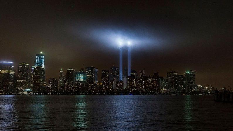 Sacerdote Recordó la Tragedia del 9/11