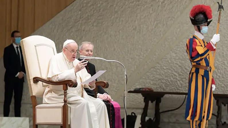 Natividad de María: ¡Formemos una familia con Jesús y María!, invita el Papa