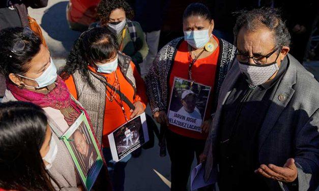 Madres de migrantes desaparecidos piden ayuda para encontrar a sus seres queridos